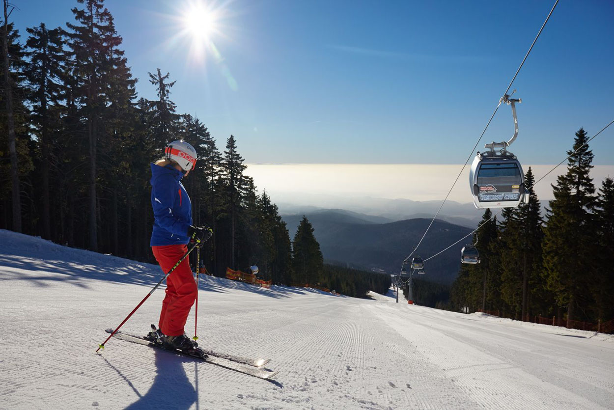SkiResort ČERNÁ HORA - PEC (Janské Lázně, Pec pod Sněžkou , Černý Důl, Velká Úpa, Svoboda nad Úpou)
