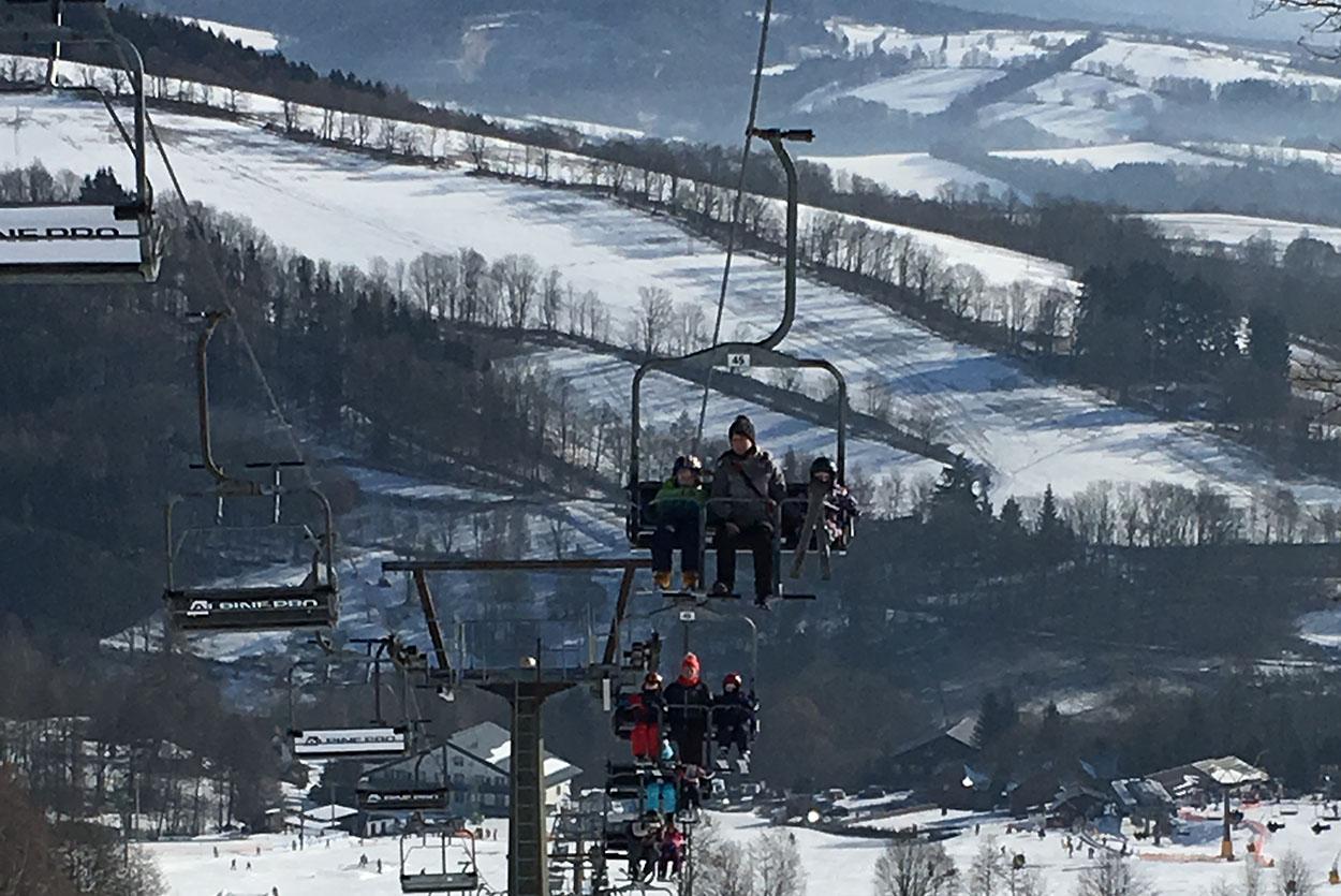 KEBRLAK - Skiareál Vrchlabí - Kněžický vrch